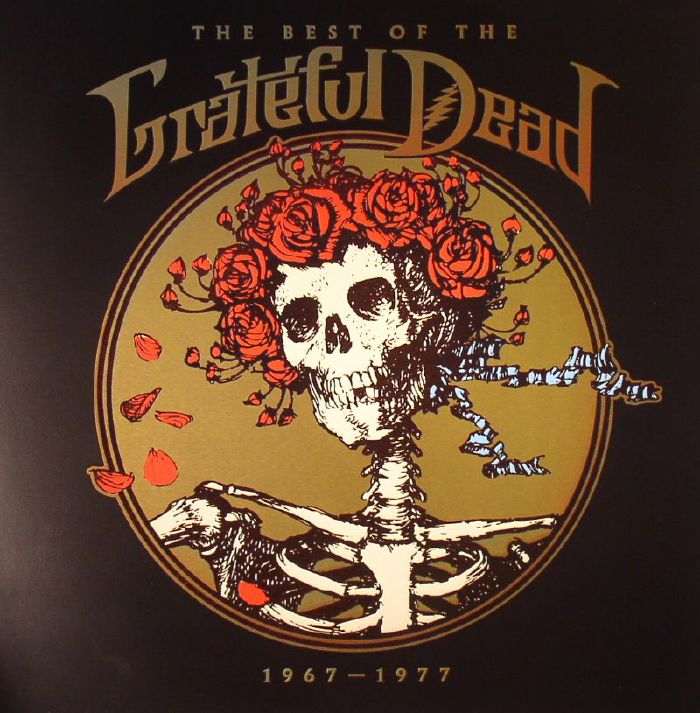 GRATEFUL DEAD - The Best Of The Grateful Dead 1967-1977