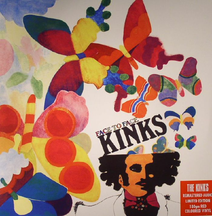 The Kinks Face To Face Remastered Vinyl At Juno Records