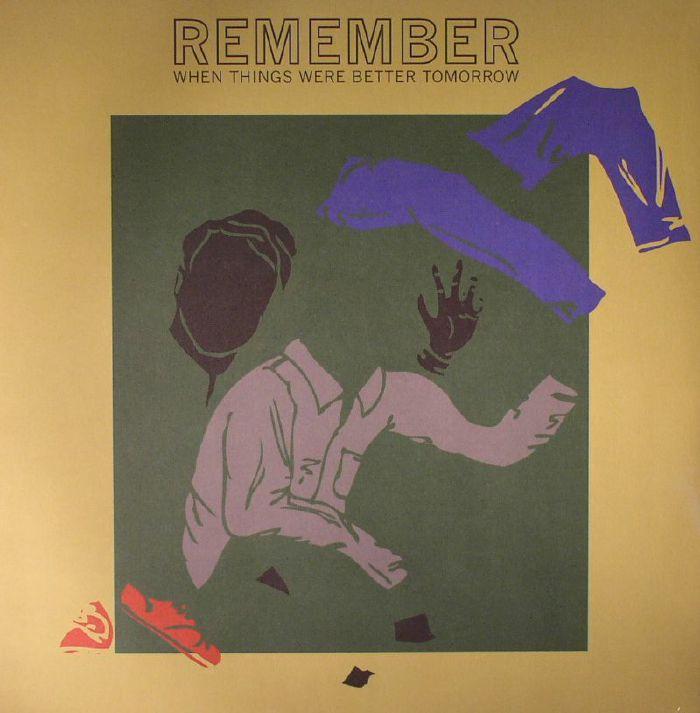 PARZEN JOHNSON, Jonah - Remember When Things Were Better Tomorrow