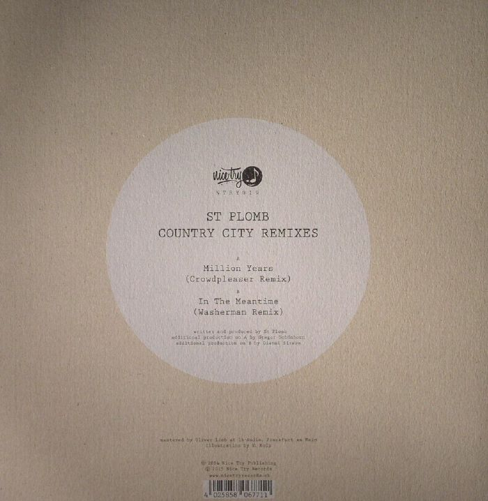 ST PLOMB - Country City Remixes