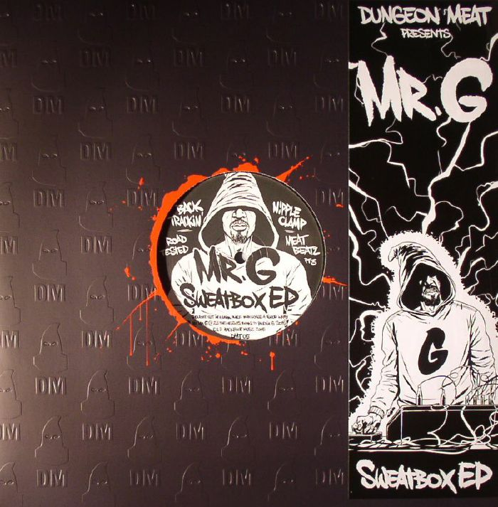 MR G - Sweatbox EP