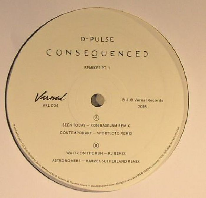 D PULSE - Consequenced Remixed Pt.1
