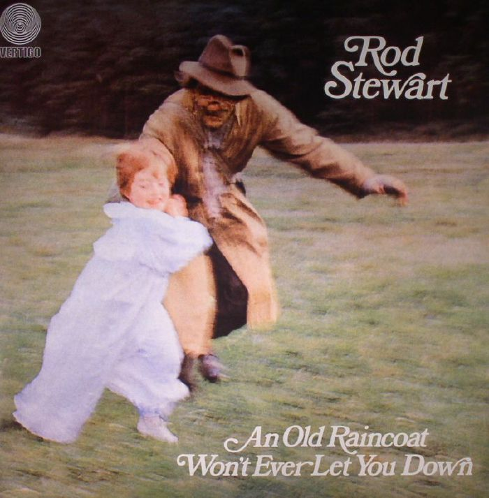 Rod Stewart An Old Raincoat Won T Ever Let You Down Vinyl