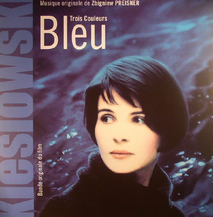 PREISNER, Zbigniew - Troise Couleurs: Bleu (Soundtrack)