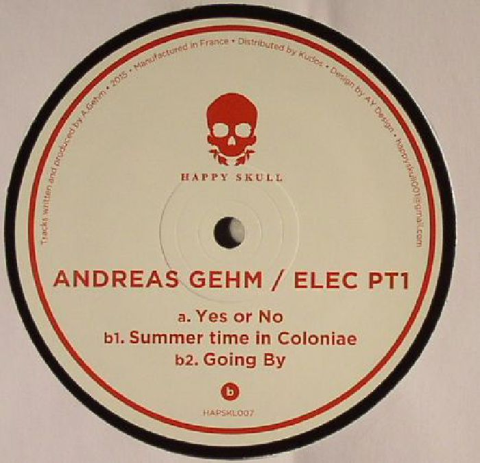 GEHM, Andreas/ELEC PT1 - Yes Or No