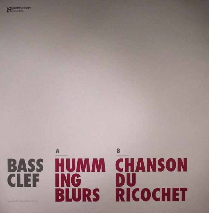 BASS CLEF - Humming Blurs