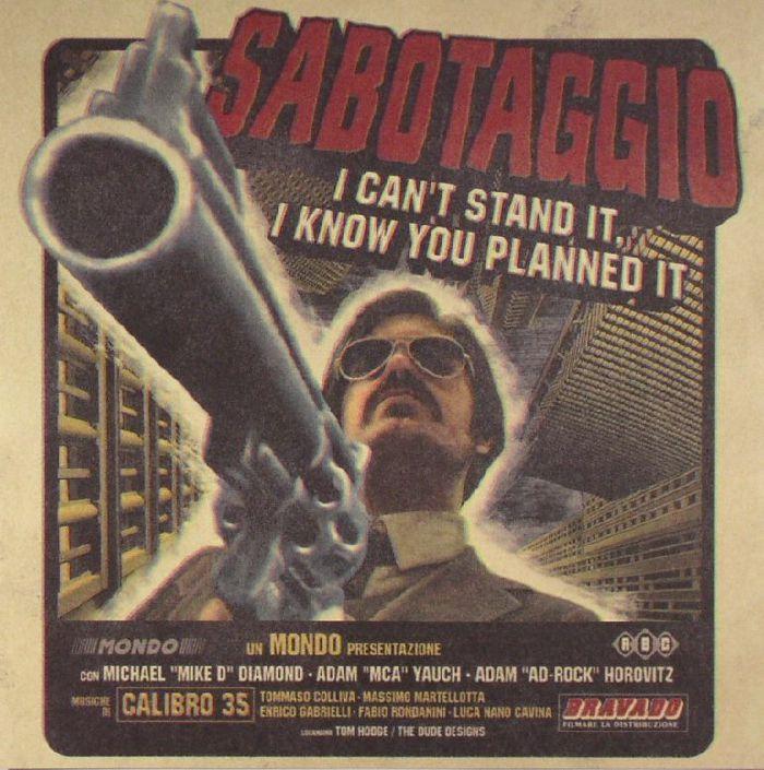 CALIBRO 35 vs BEASTIE BOYS - Sabotaggio