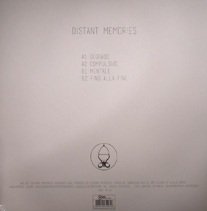 DISTANT MEMORIES - Distant Memories