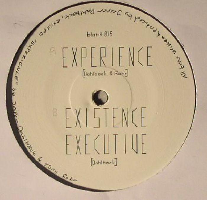 DAHLBACK, Jesper/ TONY ROHR - Experience