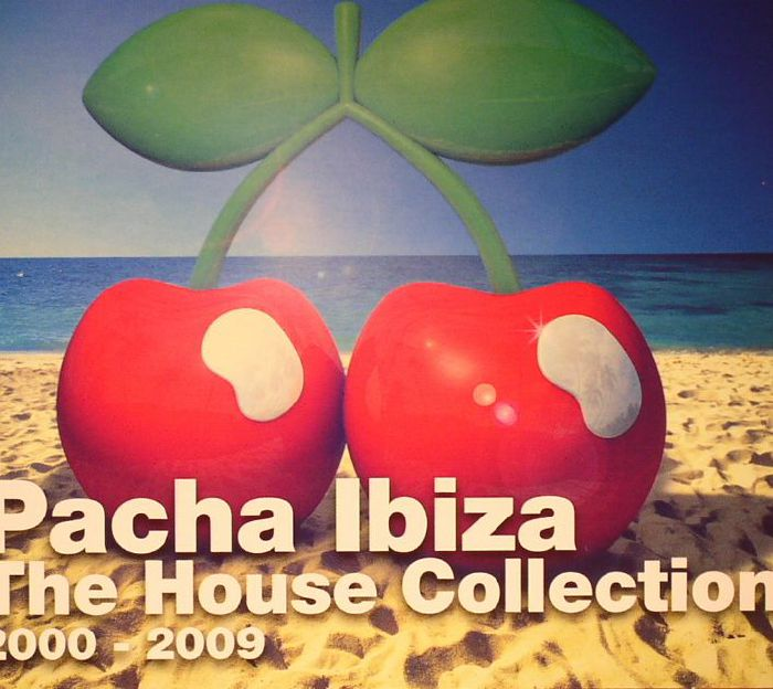 Various Pacha Ibiza The House Collection 2000 2009 Vinyl
