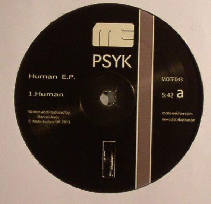 PSYK - Human EP