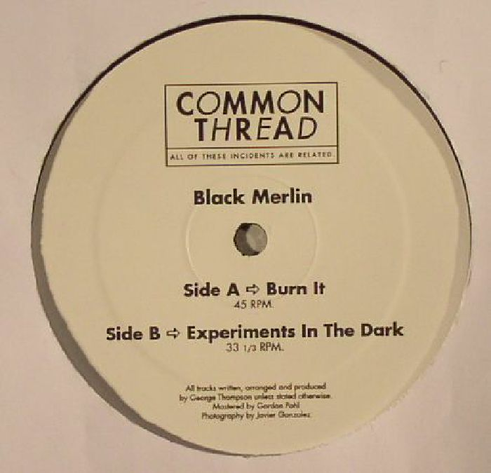 BLACK MERLIN - Burn It
