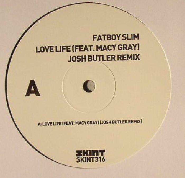 FATBOY SLIM feat MACY GRAY - Love Life (Josh Butler remixes)