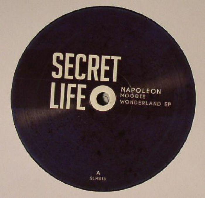 NAPOLEON - Moogie Wonderland EP