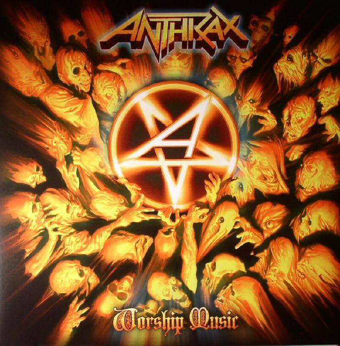Anthrax Worship Music Vinyl At Juno Records