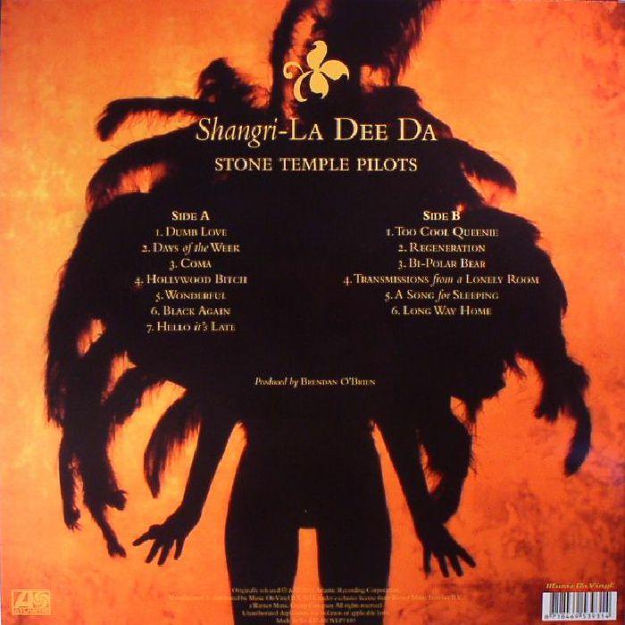 Stone Temple Pilots Shangri La Dee Da Vinyl At Juno Records