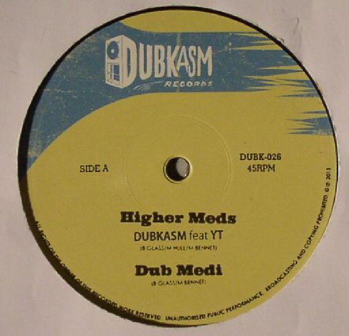 DUBKASM feat YT/RUDEY LEE - Higher Meds
