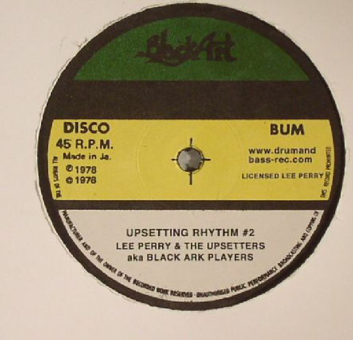 CARTY, Sam/LEE PERRY/THE UPSETTERS - Bird In Hand