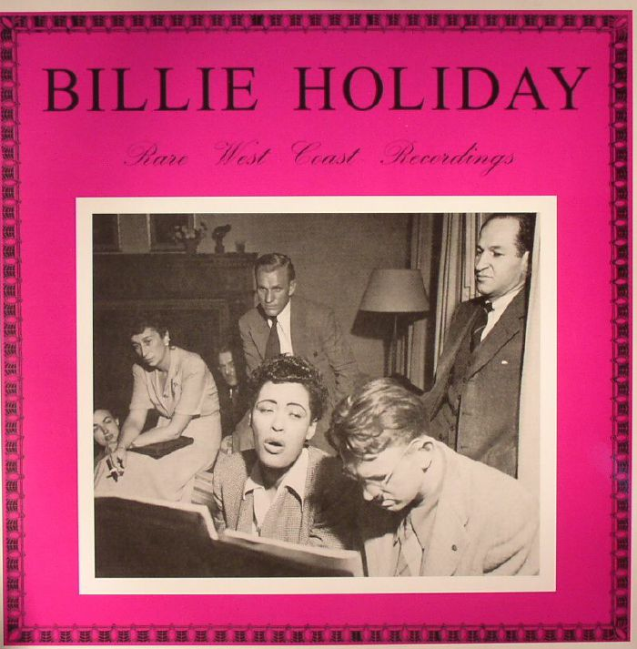 HOLIDAY, Billie - Rare West Coast Recordings