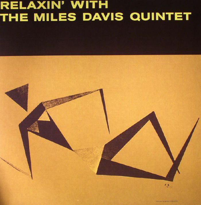 DAVIS, Miles - Relaxin' With The Miles Davis Quintet