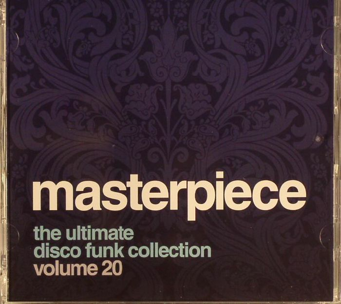 VARIOUS - Masterpiece: The Ultimate Disco Funk Collection Volume 20