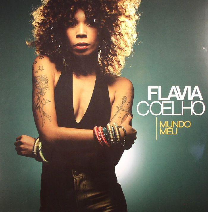 Flavia Coelho Mundo Meu Vinyl At Juno Records