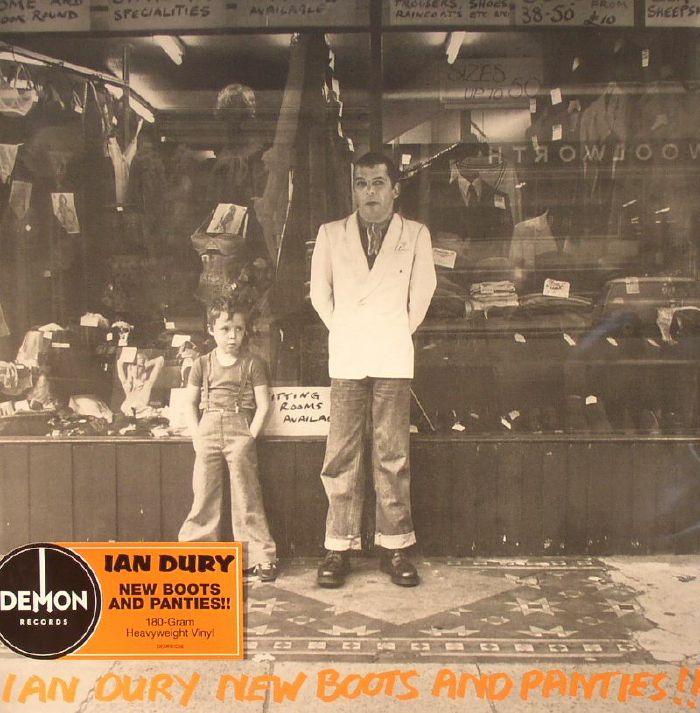 DURY, Ian - New Boots & Panties