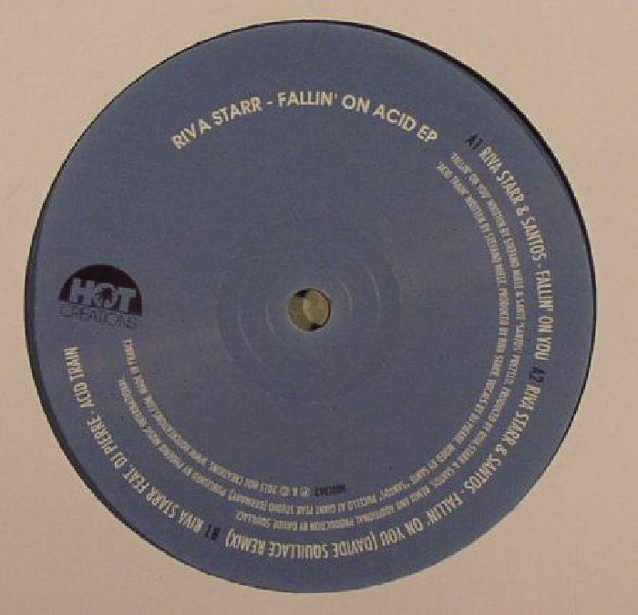 RIVA STARR/SANTOS - Fallin' On Acid EP