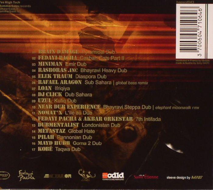 VARIOUS - Combat Dub 3 Oriental Front: A Fedayi Pacha Remixes Compilation