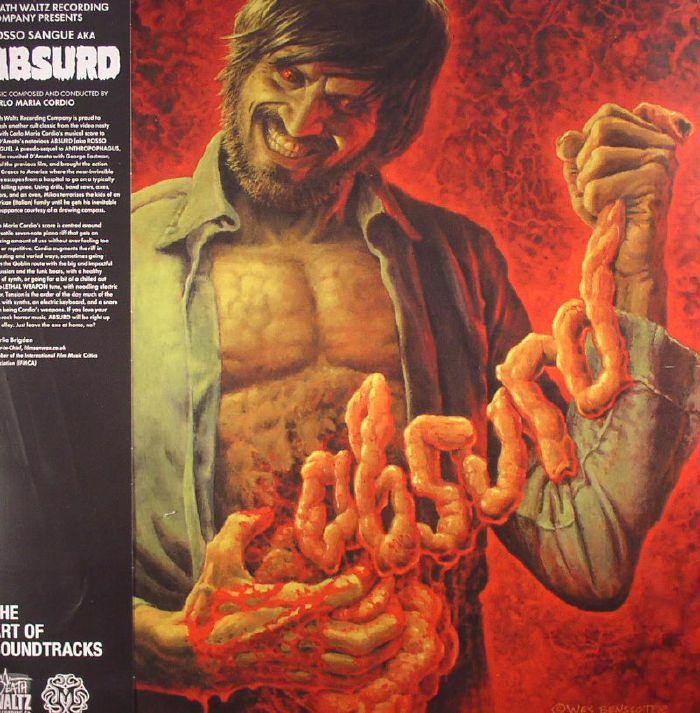 CORDIO, Carlo Maria - Absurd (Soundtrack)