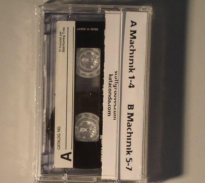 GROOVES, Scott/KATACONDA - Machinik 1-7
