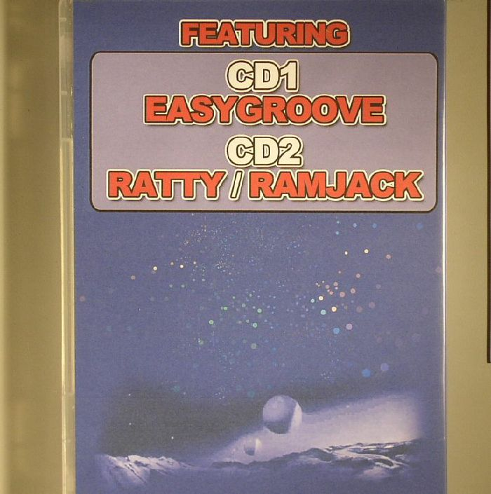 DJ Easygroove* Easygroove - Fantazia Takes You Into - The Second Sight