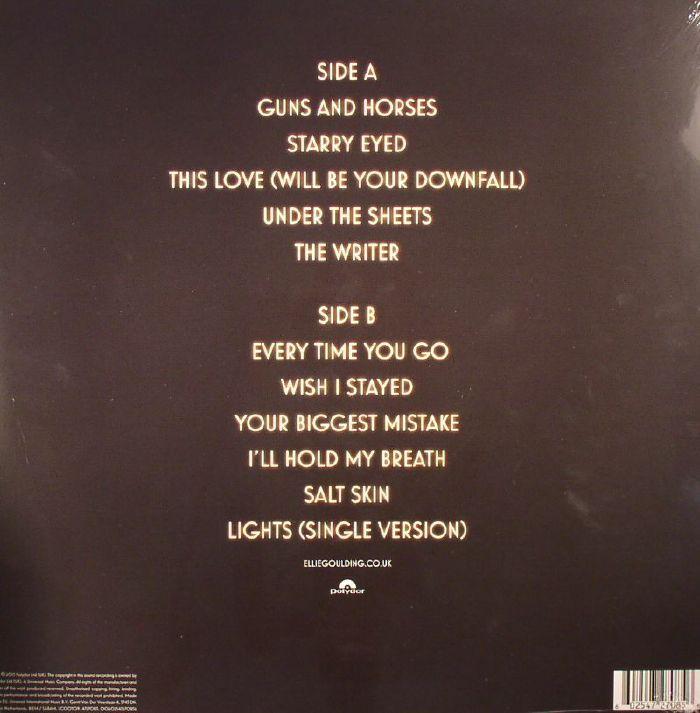 Ellie Goulding Lights Vinyl At Juno Records