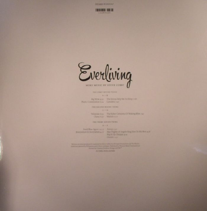 COBBY, Steve - Everliving