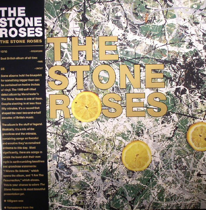 The Stone Roses The Stone Roses Remastered Vinyl At Juno