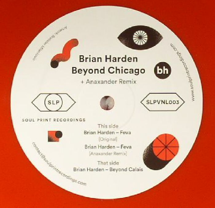 HARDEN, Brian - Beyond Chicago EP