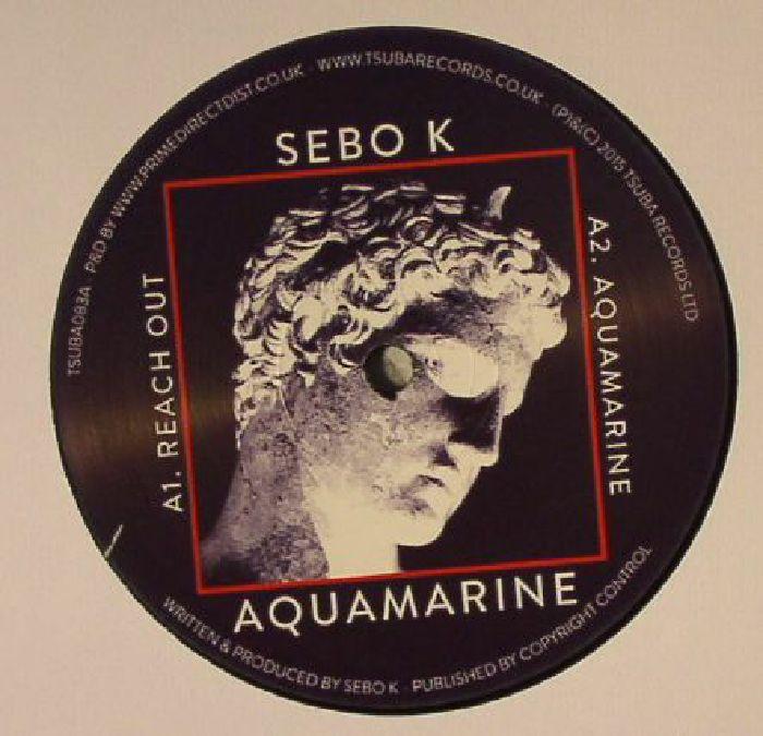 SEBO K - Aquamarine