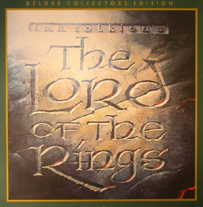 ROSEMAN, Leonard - The Lord Of The Rings (Soundtrack) (Deluxe Collectors Edition)