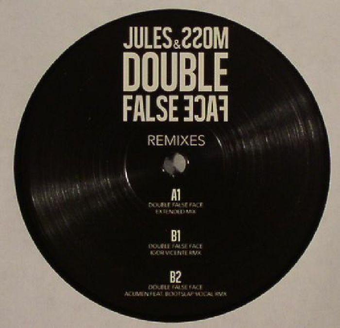 JULES & MOSS - Double False Face