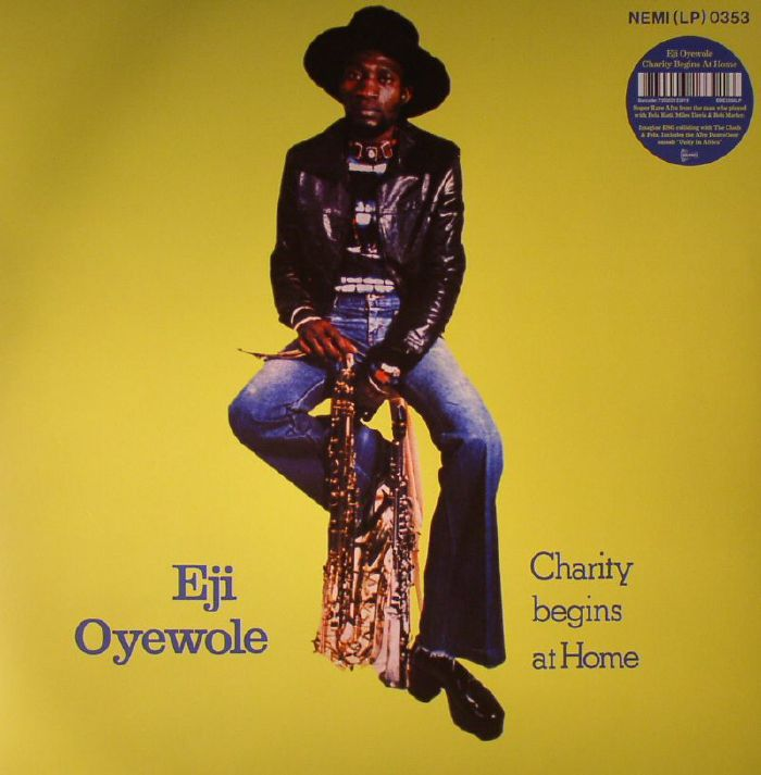 OYEWOLE, Eji - Charity Begins At Home