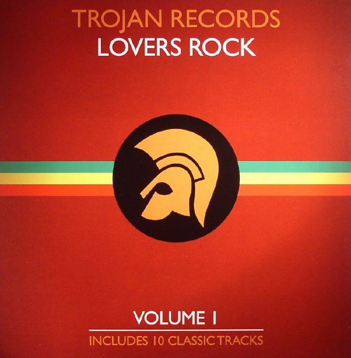 VARIOUS - Trojan Records: Lovers Rock Volume 1