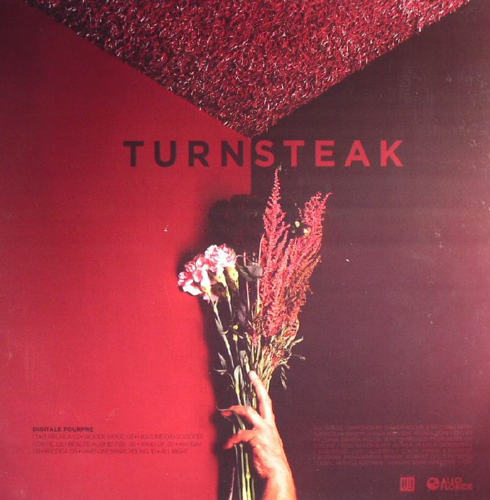 TURNSTEAK - Digitale Pourpre