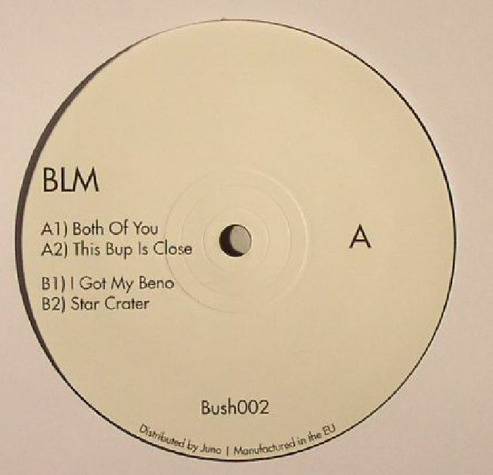 BLM - This Bup Is Close