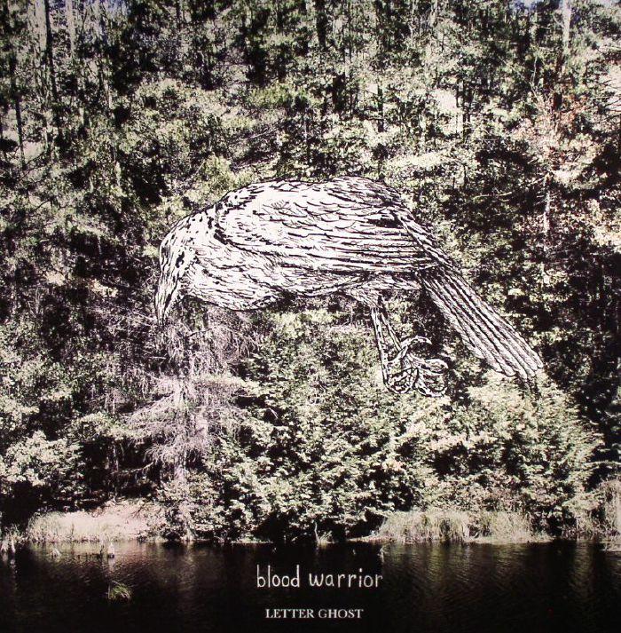 BLOOD WARRIOR - Letter Ghost