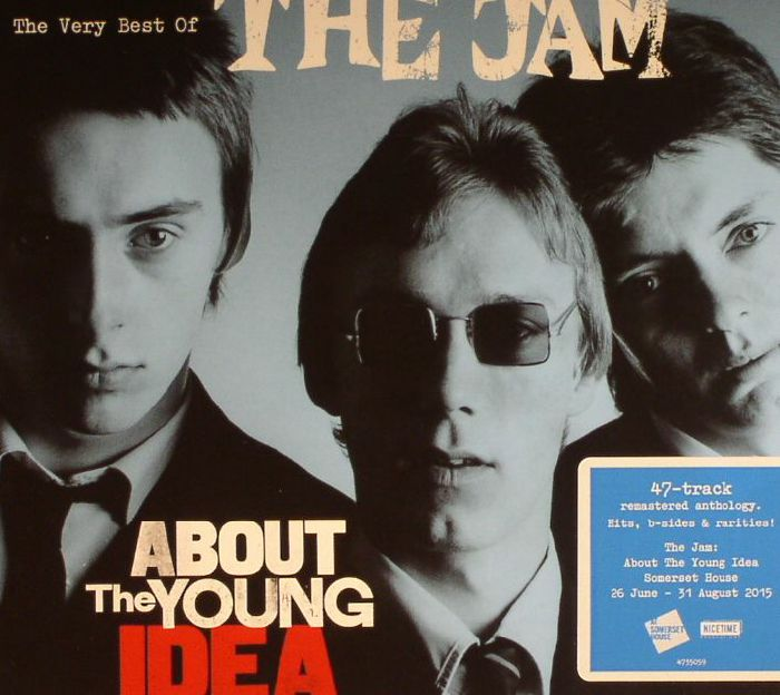 The Jam About The Young Idea The Very Best Of The Jam