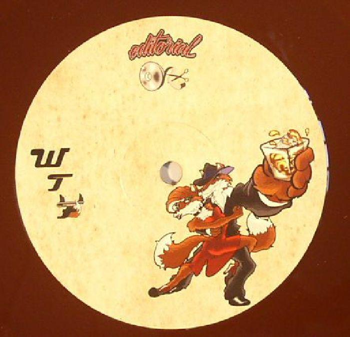 WIZARD, Ed/DISCO DOUBLE DEE/MATT HUGHES/THE OWL/RAHAAN - Whiskey Tango Foxtrot EP