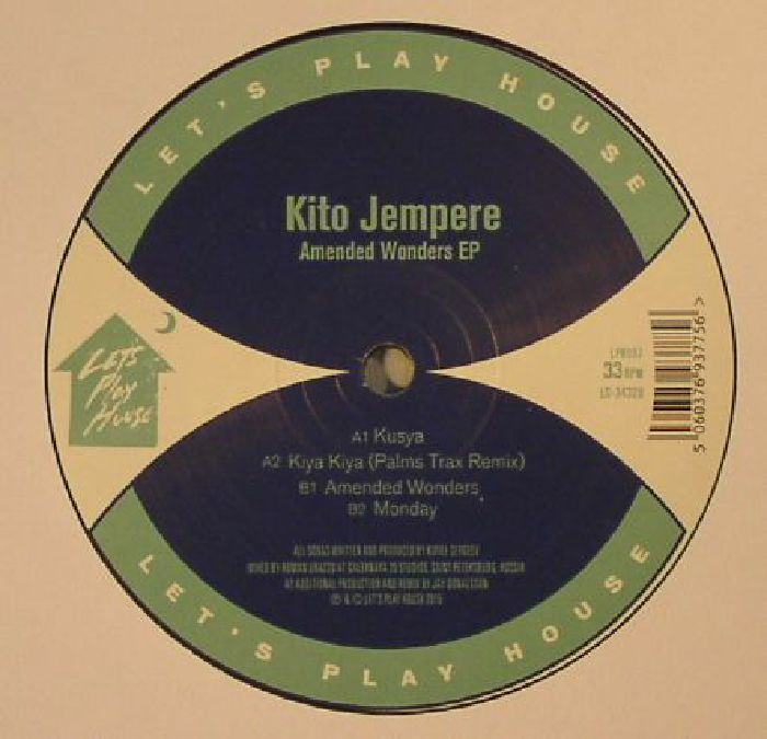 JEMPERE, Kito - Amended Wonders EP