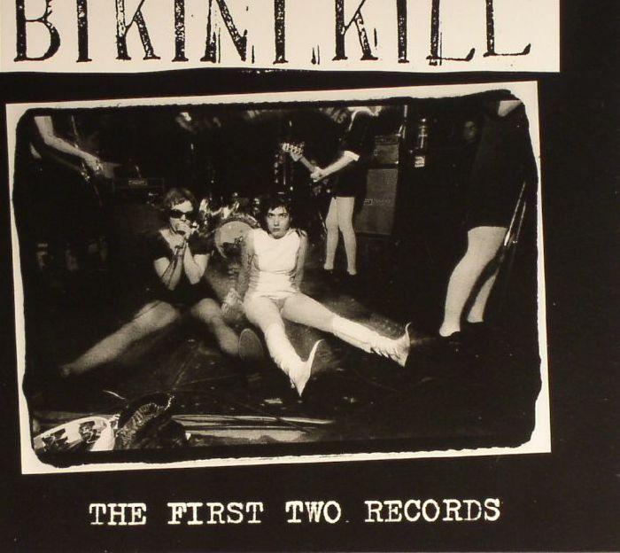 Bikini kill first two records-4632