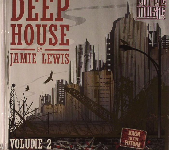 Jamie lewis various deep house music volume 2 vinyl at for House music records