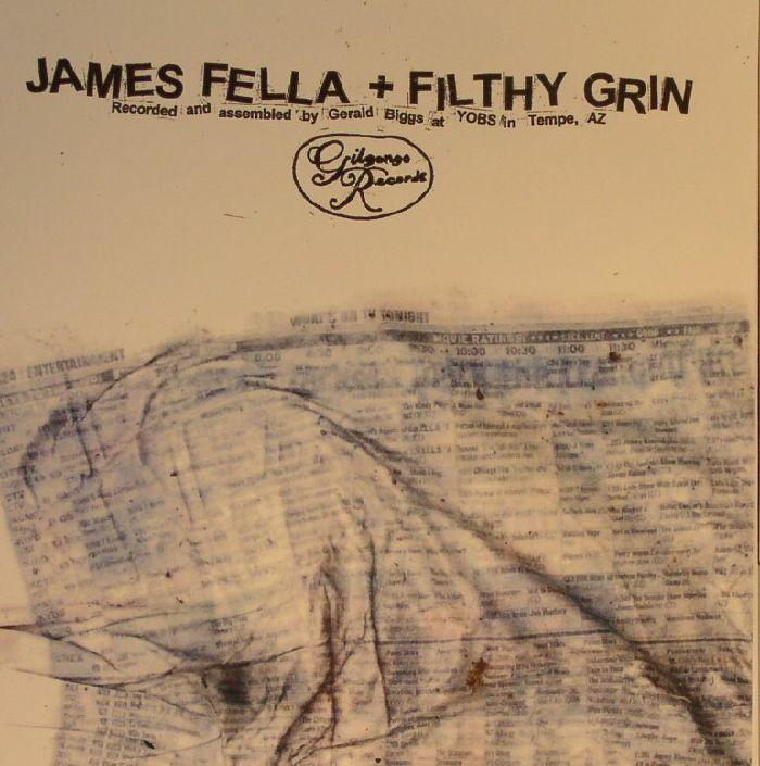 FELLA, James/FILTHY GRIN - I Need To Borrow A Broom (I'm Local)